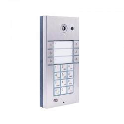 HELIOS IP Vario 6 teclas teclado num. e camara video